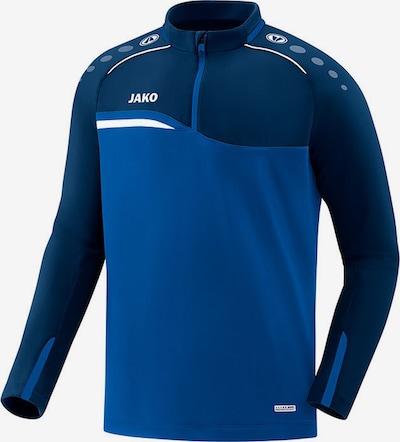 JAKO Sweatshirt in blau / navy: Frontalansicht