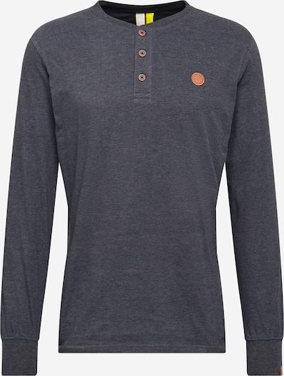 Alife and Kickin Shirt 'Josh' in dunkelgrau, Produktansicht