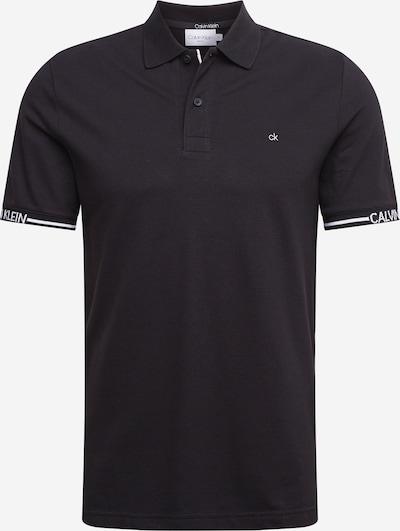 Calvin Klein Koszulka w kolorze czarny / białym, Podgląd produktu