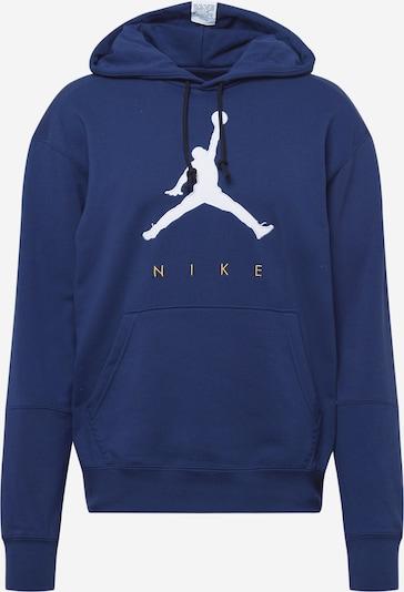 Felpa 'Jumpman' Jordan di colore navy / oro / bianco, Visualizzazione prodotti