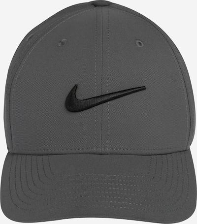 NIKE Czapka sportowa 'Legacy91' w kolorze ciemnoszary / czarnym, Podgląd produktu