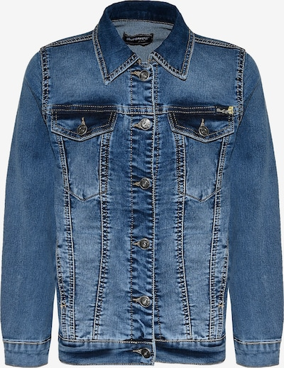 BLUE EFFECT Between-season jacket in Blue denim, Item view