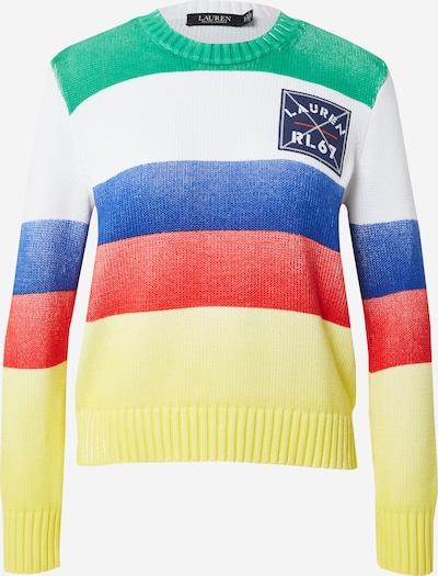Lauren Ralph Lauren Jersey 'LIZETH' en azul / amarillo / verde / rojo / blanco, Vista del producto