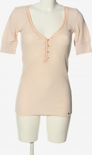 DENIM & SUPPLY Ralph Lauren V-Ausschnitt-Shirt in XS in nude, Produktansicht