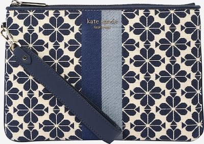 """Kate Spade Чанта тип """"портмоне"""" 'SMALL GOODS' в нейви синьо / бяло, Преглед на продукта"""
