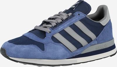 ADIDAS ORIGINALS Zapatillas deportivas bajas 'ZX 500' en azul / navy / gris: Vista frontal