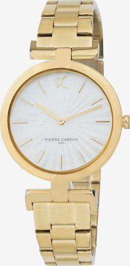 PIERRE CARDIN Uhr in gold, Produktansicht