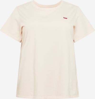 Levi's® Plus Shirt 'PL Perfect Crew' in de kleur Crème, Productweergave
