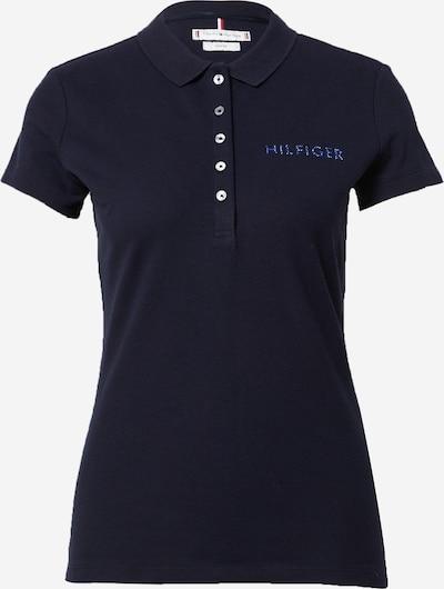 Tricou TOMMY HILFIGER pe albastru închis, Vizualizare produs