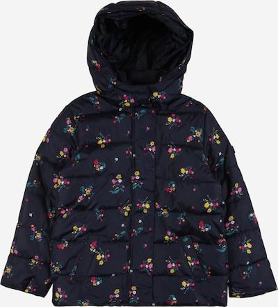 GAP Prehodna jakna | mornarska / rumena / roza / rdeča barva, Prikaz izdelka