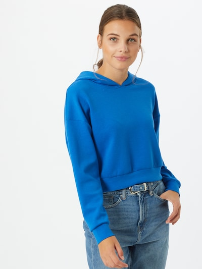 ONLY Sweatshirt in blau, Modelansicht
