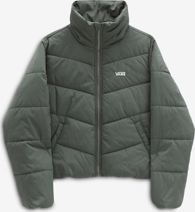 VANS Jacke in dunkelgrün, Produktansicht