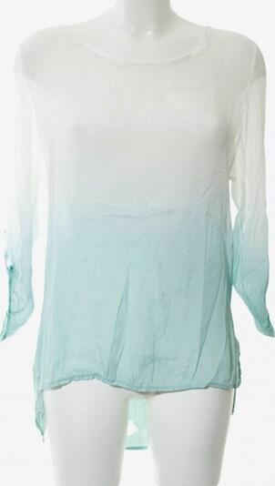 iSilk Batikshirt in L in türkis / weiß, Produktansicht