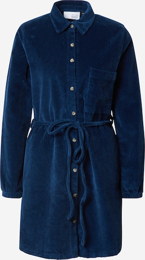 Rochie tip bluză 'Juno' mazine pe bleumarin, Vizualizare produs
