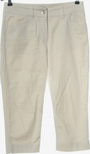 GERRY WEBER Pants in S in Wool white, Item view