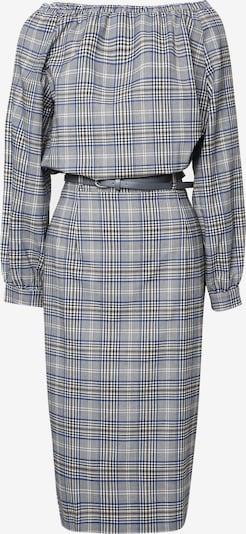 Madam-T Kleid 'Kalipsa' in indigo / grau / weiß, Produktansicht