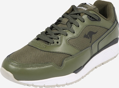 KangaROOS Sneaker 'Ultimate' in oliv, Produktansicht