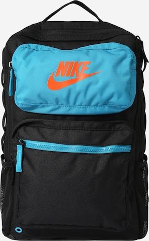 melns Nike Sportswear Mugursoma