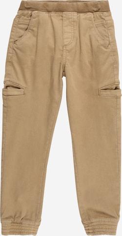 OVS Püksid, värv pruun