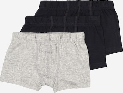 NAME IT Spodní prádlo - šedý melír / černá, Produkt