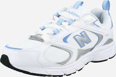 new balance Sneaker in hellblau / silber / weiß, Produktansicht