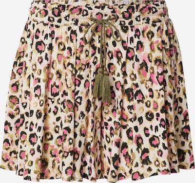 BRUNOTTI Shorts 'Asha' in hellgrau / pink / schwarz, Produktansicht