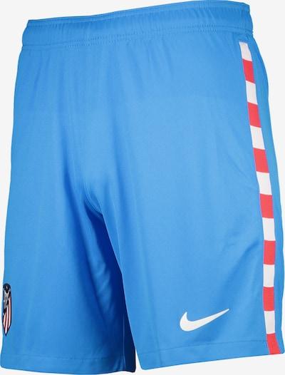 NIKE Hose in blau / hellblau / rot / weiß, Produktansicht