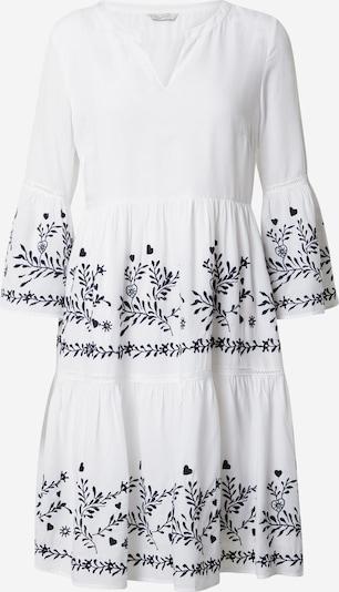 Frogbox Kleid in dunkelblau / weiß, Produktansicht
