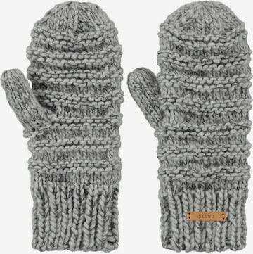 Barts Mittens in Grey