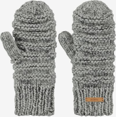 Barts Handschuhe in hellbraun / graumeliert, Produktansicht