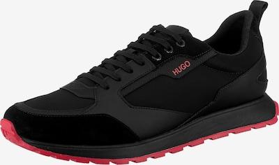 Sneaker low 'Icelin' HUGO pe roșu / negru, Vizualizare produs