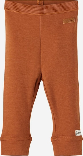 NAME IT Leggings in braun, Produktansicht