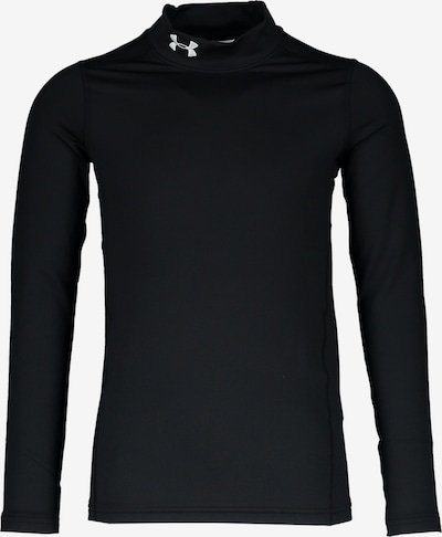 UNDER ARMOUR Shirt in schwarz / weiß, Produktansicht