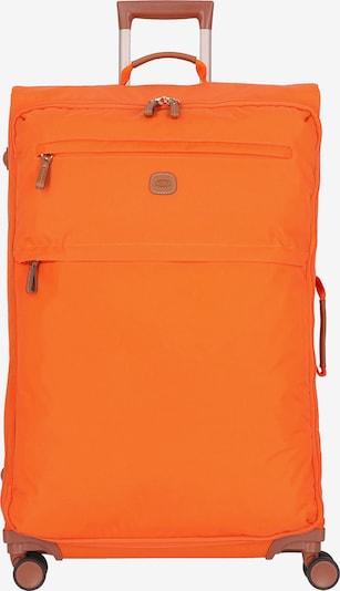 Bric's Trolley 'X-Travel' in orange, Produktansicht