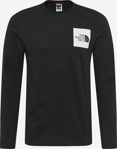 Maglietta 'Fine' THE NORTH FACE di colore nero / bianco, Visualizzazione prodotti