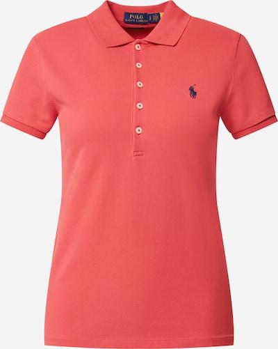 POLO RALPH LAUREN Poloshirt 'JULIE' in rot, Produktansicht