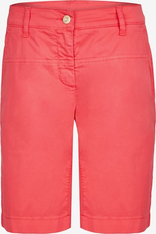 DANIEL HECHTER Shorts in Orange