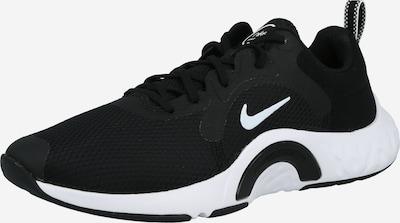 NIKE Sportovní boty - černá / bílá, Produkt