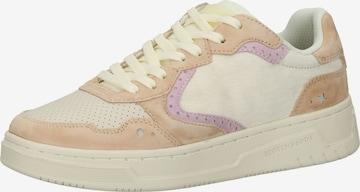 SCOTCH & SODA Sneaker in Beige