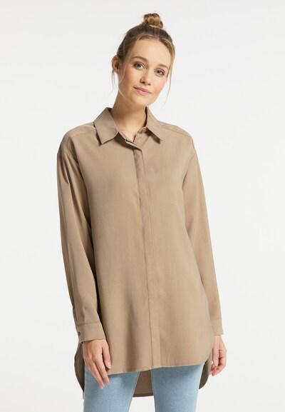 DreiMaster Vintage Bluse in beige, Modelansicht