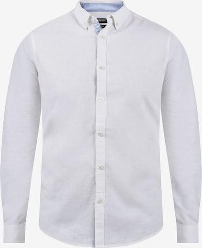INDICODE JEANS Leinenhemd 'Luan' in weiß, Produktansicht