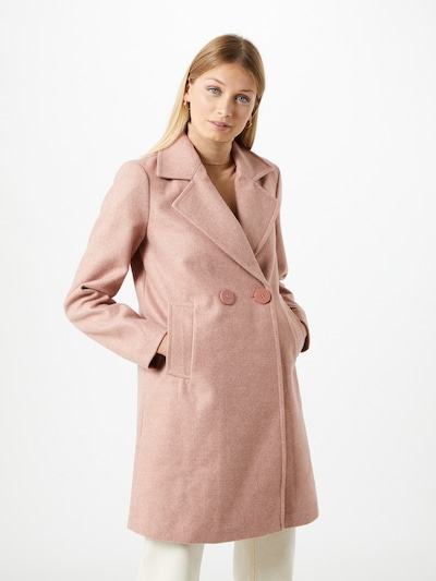 JACQUELINE de YONG Mantel 'Tamara' in pinkmeliert, Modelansicht