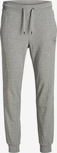 Jack & Jones Plus Trousers in grey mottled, Item view