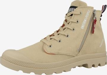 Boots 'Pampa' Palladium en beige