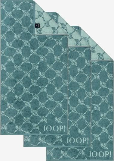 JOOP! Handdoek in de kleur Smaragd, Productweergave