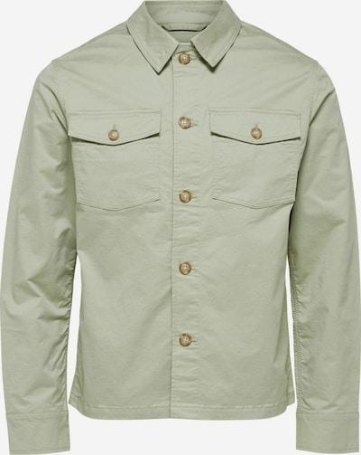 SELECTED HOMME Jacke in grün, Produktansicht