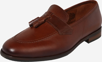 Shoe The Bear Herren - Slipper 'VICENTE L' in dunkelbraun, Produktansicht
