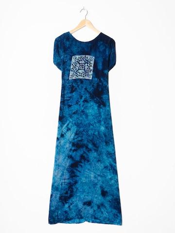 Nina Piccalino Dress in XXL in Blue