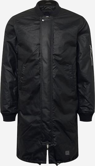 Brixtol Textiles Mantel in schwarz, Produktansicht