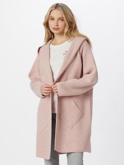 Ilgas kardiganas 'Annabell' iš Zwillingsherz , spalva - šviesiai rožinė, Modelio vaizdas